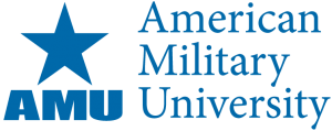 American Military University Logo_Cybersecurity Masters Degree Programs