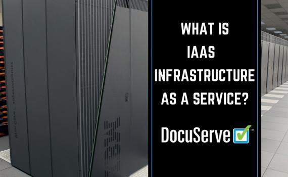 laaS Infrastructure with DocuServe
