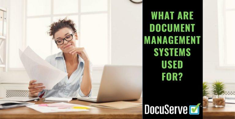 Docuserve Management for