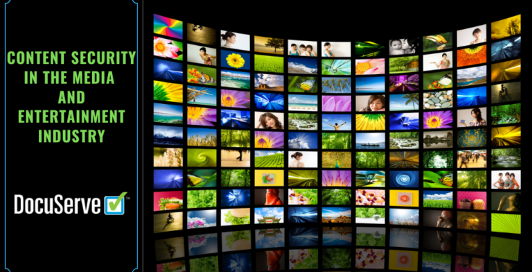 Content Security in the Media and Entertainment Industry